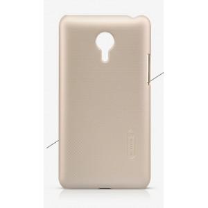 Пластиковый матовый нескользящий премиум чехол для Meizu MX4 Pro
