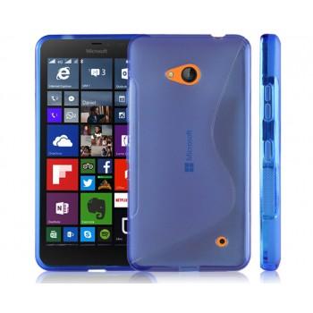 Силиконовый S чехол для Microsoft Lumia 640