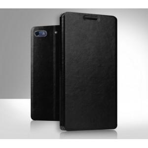 Чехол флип подставка водоотталкивающий для Huawei Honor 4C Черный