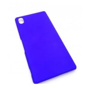 Пластиковый матовый непрозрачный чехол для Sony Xperia M4 Aqua