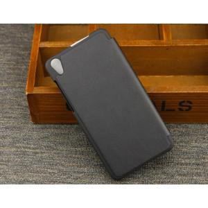 Чехол флип для Lenovo S850 Ideaphone Черный