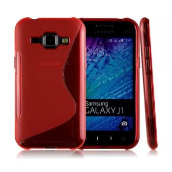 Силиконовый S чехол для Samsung J1