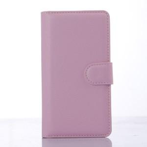 Чехол портмоне подставка с защелкой для LG Spirit