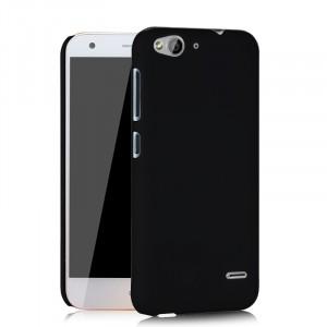 Пластиковый матовый непрозрачный чехол для ZTE Blade S6/S6 Lite