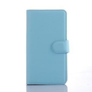 Чехол портмоне подставка с защелкой для ZTE Blade L3