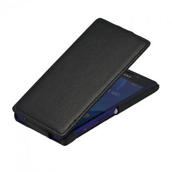 Чехол вертикальная книжка для Sony Xperia M2 dual