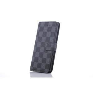 Чехол портмоне в стиле Fashion для LG Optimus G3 Черный