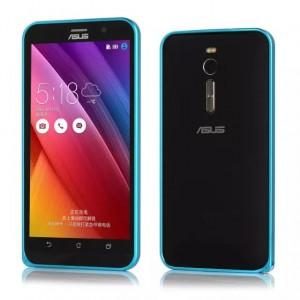 Металлический одноцветный бампер для Asus Zenfone 2