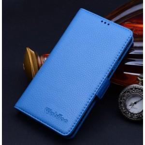 Кожаный чехол портмоне (нат. кожа) для Samsung Galaxy A5