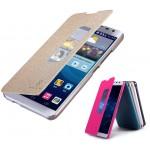 Чехол смарт-флип с активным окном Huawei Ascend Mate 2