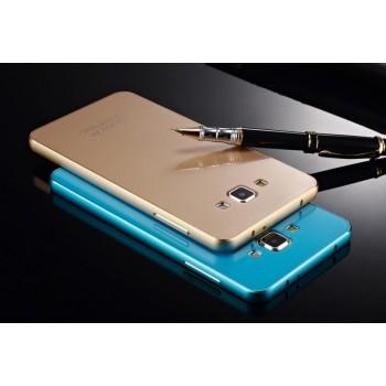 Гибридный металлический двухкомпонентный чехол с поликарбонатной крышкой для Samsung Galaxy A7