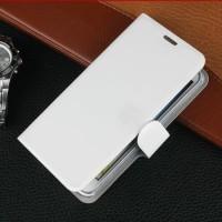Чехол флип с магнитной застежкой для Lenovo S860 Белый