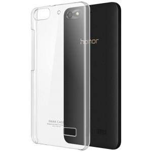 Пластиковый транспарентный чехол для Huawei Honor 4C