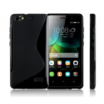 Силиконовый S чехол для Huawei Honor 4C