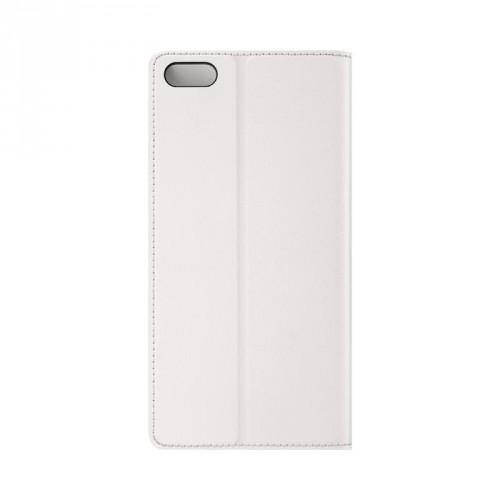 Оригинальный чехол флип подставка на пластиковой основе для Huawei P8 Lite