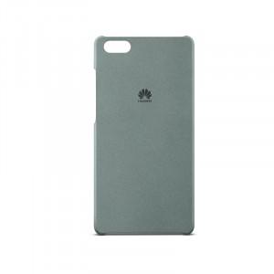 Оригинальный пластиковый матовый непрозрачный чехол для Huawei P8 Lite