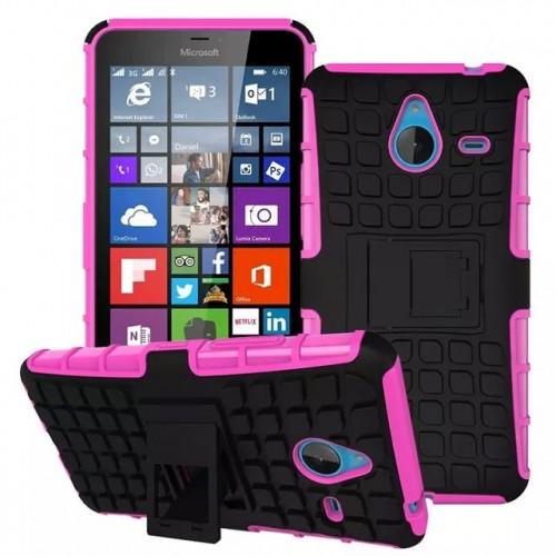 Силиконовый чехол экстрим защита для Microsoft Lumia 640 XL