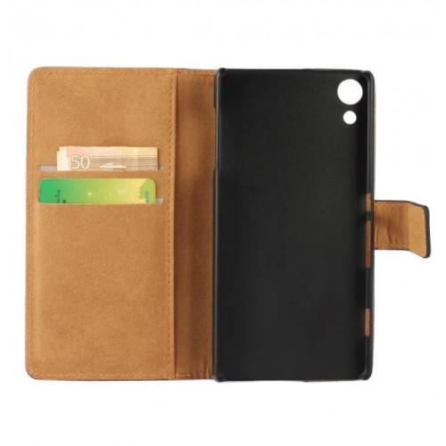 Чехол портмоне подставка с защелкой для Sony Xperia Z3+