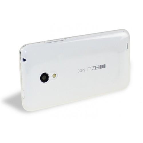 Силиконовый транспарентный чехол для Meizu MX3