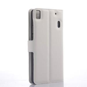 Чехол портмоне подставка с защелкой для Lenovo A7000