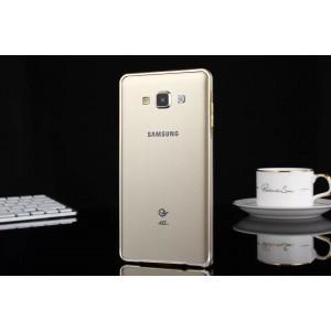 Металлический бампер для Samsung Galaxy E5