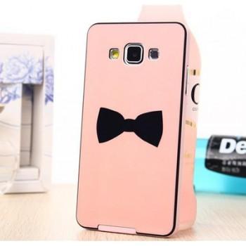 Силиконовый дизайнерский чехол с принтом для Samsung Galaxy E5