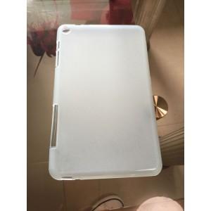 Силиконовый матовый чехол для Huawei MediaPad T1 8.0 Белый