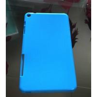 Силиконовый матовый чехол для Huawei MediaPad T1 8.0 Голубой