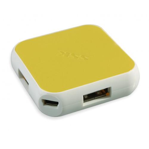 Хаб разветвитель на 4 USB 2.0 гаджета