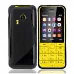 Силиконовый S чехол для Nokia 220
