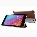 Чехол флип подставка сегментарный на пластиковой основе для Huawei MediaPad T1 7.0/T2 7.0