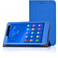 Чехол подставка с рамочной защитой для Huawei MediaPad T1 7.0/T2 7.0 Синий