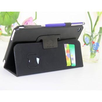 Чехол подставка с внутренними отсеками и рамочной защитой для Huawei MediaPad T1 7.0