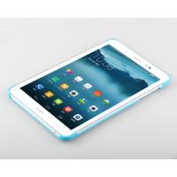 Пластиковый матовый чехол для Huawei MediaPad T1 8.0 Голубой