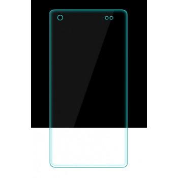 Ультратонкое износоустойчивое сколостойкое олеофобное защитное стекло-пленка для Explay Fresh