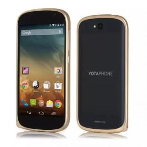 Металлический бампер для Yotaphone 2