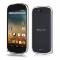Металлический бампер для Yotaphone 2 Белый