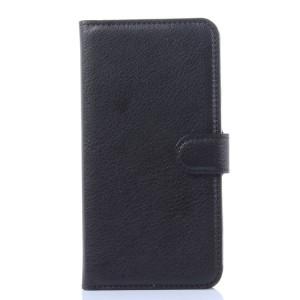 Чехол портмоне подставка с защелкой для Explay Blaze Черный