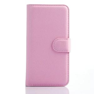 Чехол портмоне подставка с защелкой для Alcatel One Touch Idol 3 (4.7) Розовый