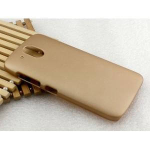 Пластиковый матовый непрозрачный чехол для HTC Desire 526