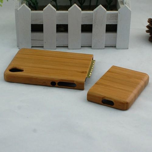 Натуральный деревянный чехол сборного типа из бамбуковых пород для Sony Xperia Z3