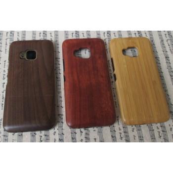 Эксклюзивный натуральный деревянный чехол сборного типа для HTC One M9
