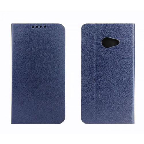 Чехол флип подставка на силиконовой основе с внутренним карманом для Acer Liquid Z220