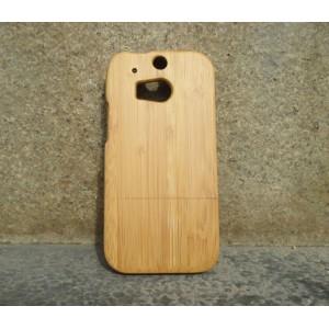 Эксклюзивный натуральный деревянный чехол сборного типа для HTC One (M8)