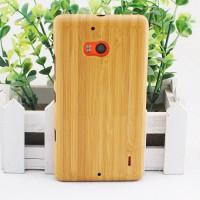 Эксклюзивный натуральный деревянный чехол сборного типа для Nokia Lumia 930