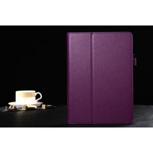 Чехол подставка с рамочной защитой для Sony Xperia Z4 Tablet Фиолетовый