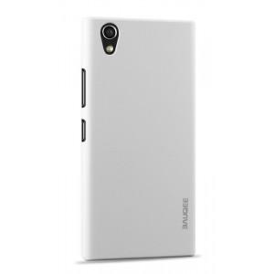 Пластиковый матовый непрозрачный чехол для Lenovo P70
