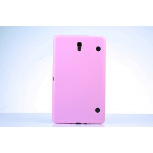 Силиконовый непрозрачный чехол для Samsung Galaxy Tab S 8.4