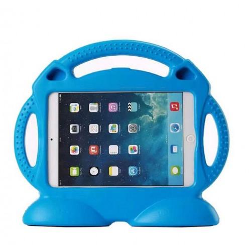 Антиударный силиконовый детский чехол подставка с ручкой для Ipad Air