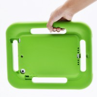 Антиударный силиконовый детский чехол с ручками для Ipad Mini 1/2/3